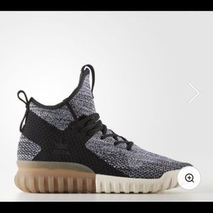 Adidas Tubular X Prime-knit Crystal Black