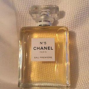 New Chanel No 5 Eau Premiere Parfume 3.4 OZ