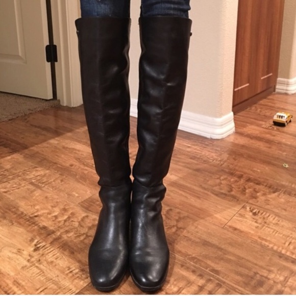 14d59f34769c Vince Camuto Karita Over the Knee boots 7.5. M 5a109cd7f739bcb3fb03264e