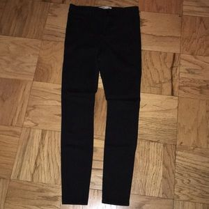 Abercrombie & Fitch sateen ultra skinny high-rise!