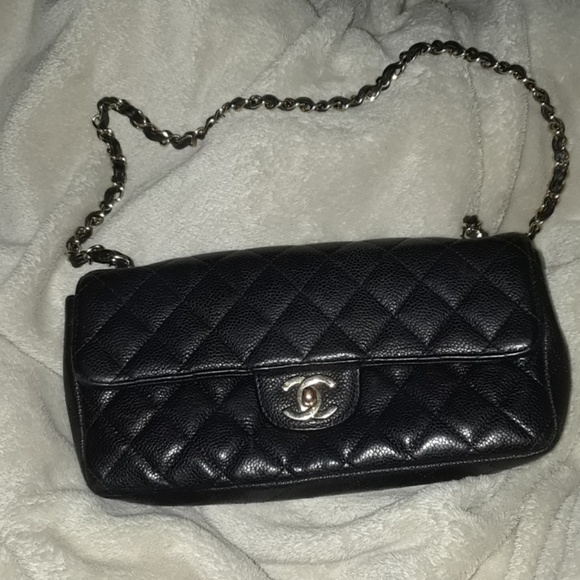 b6610e7d2834 CHANEL Bags | Authentic Classic Flap Mall | Poshmark
