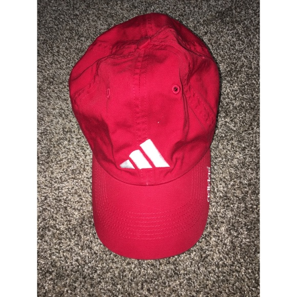 adidas Accessories - Adidas Red Hat 2130191095c