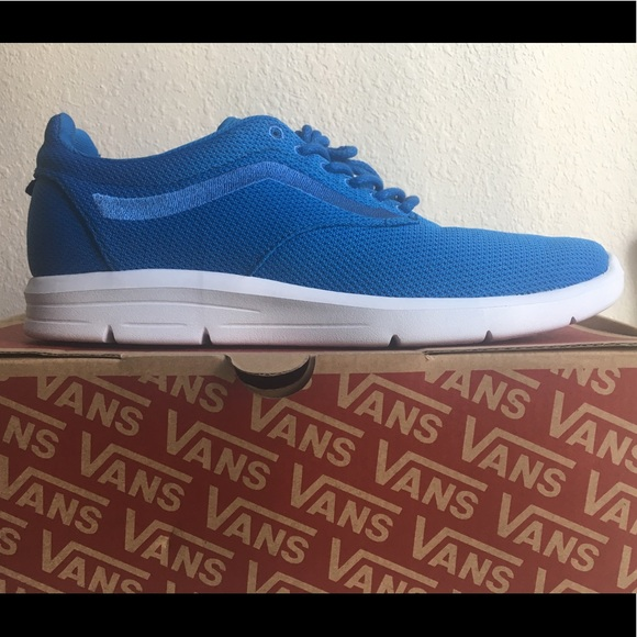 6c2b57c3d5 Vans Shoes | Iso 15 Mesh In French Blue | Poshmark