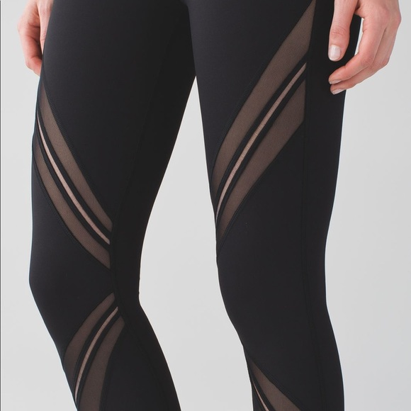 d27422c0cf9aa lululemon athletica Pants - Lululemon high times SE Metta black luxtreme 2
