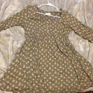 Ralph Lauren Large  Floral Dress