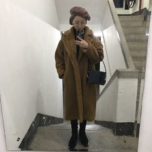 Oversized Teddy Bear Coat🐻 One Size