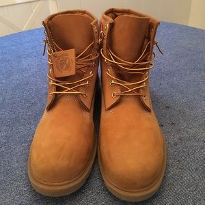 Men's Timberland Boots Size 12