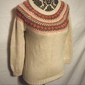 🆕 Sparkly Banana Republic Knit Sweater 🆕