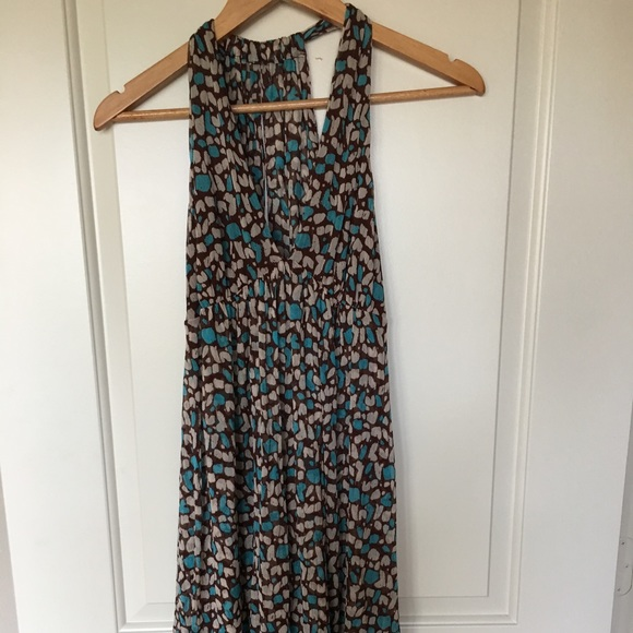 Diane Von Furstenberg Dresses & Skirts - Diane von Furstenberg silk sleeveless dress Sz 2