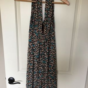 Diane Von Furstenberg Dresses - Diane von Furstenberg silk sleeveless dress Sz 2