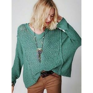 Free People Laguna Coast Pullover
