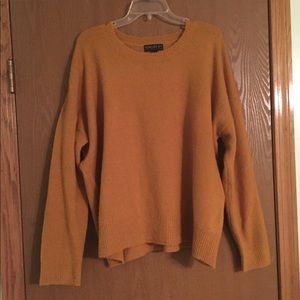 Plus size Brushed Knit Sweater