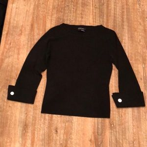 Etcetera black sweater