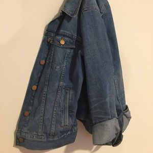 Denim madewell jacket really good condition