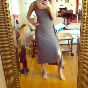 BCBG ribbed Dress