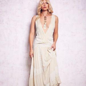 Free People embellished Oberoi Dress