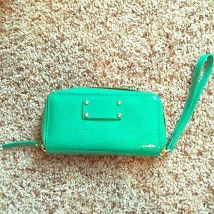 Kate Spade wristlet/ phone wallet