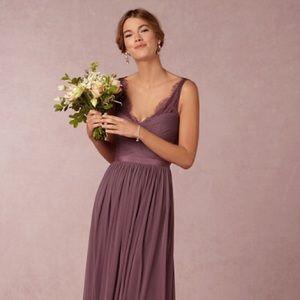 Anthropologie BHLDN Fleur Bridesmaid Dress