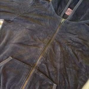 Women Juicy Couture velvour jacket