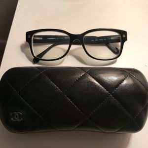 Authentic Chanel Glasses