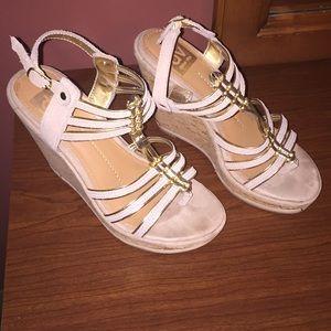 DV Dolce Vita Wedge Sandals