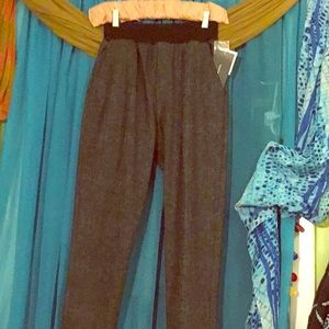 ZARA Man-Inspired Trousers (NWT)-Size Small