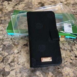 Kate Spade iPhone 6 Plus folio case