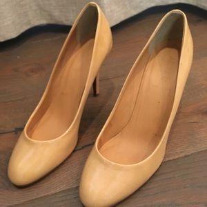 J. Crew Mona heels. Size 10