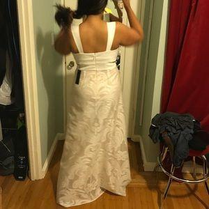 BCBG lace Marilyn dress