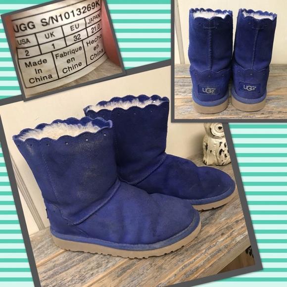 c5f87f74610 Ugg Australia Girls Short Fame Boot 2