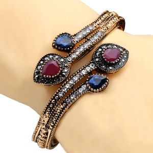 Vintage Antique-Style Turkish Bracelet