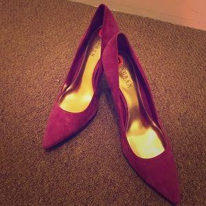 Ralph Lauren's velvet style