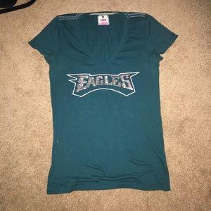 Eagles Victoria Secret Tee Shirt