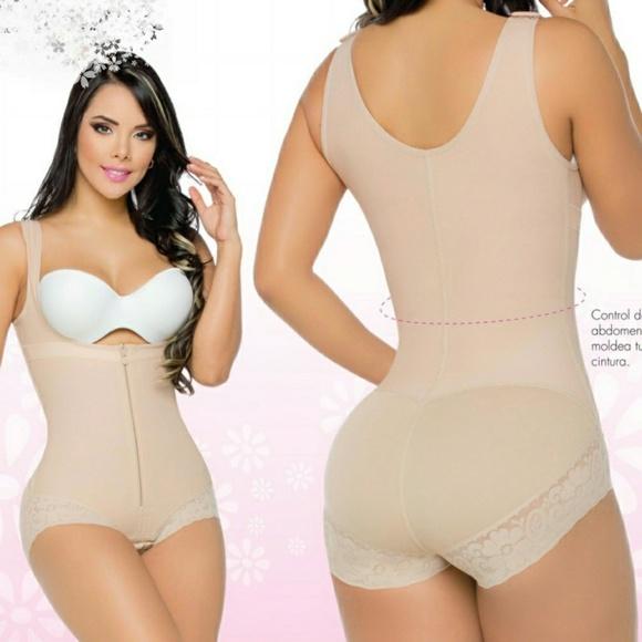 Fajas colombianas, Body molding panty
