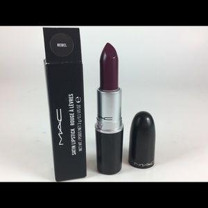 Mac Cosmetics BNIB Rebel lipstick Batch code: AB3