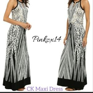 Calvin Klein Maxi Dress *Make an offer*