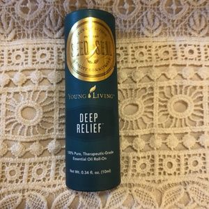 Young Living Deep Relief Roll on Rollerball Sealed