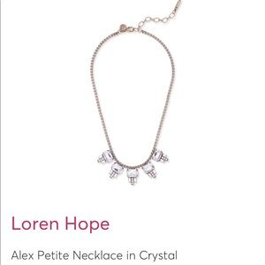 Loren Hope Alex Petite Necklace