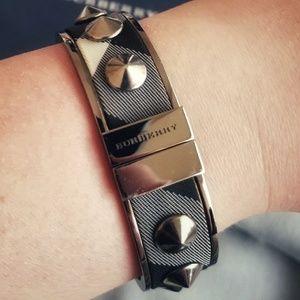 Burberry grommet bracelet
