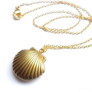 Jewelry - COMING SOON: Seashell Locket