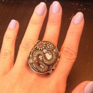 Lucky brand trinket ring