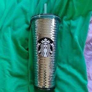 New Starbucks Venti green sequins Tumblr