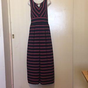 Liz Claiborne maxi dress