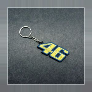 2017 Motor Key Ring Key Chain Decal Ring 3D Cool R
