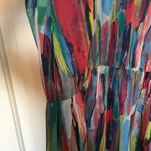 Jack Dresses - Jack brand maxi dress size 8