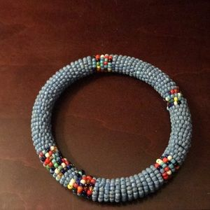 Ghanaian Beaded Bracelet