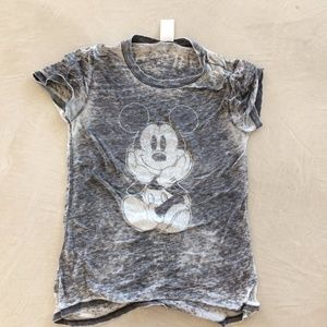 DISNEY MICKEY MOUSE SHIRT SIZE SMALL