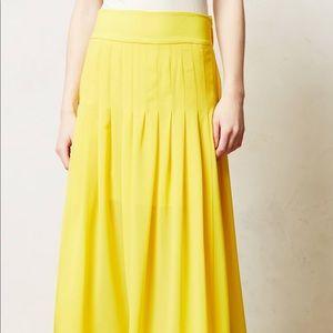 NWT Maeve full length skirt (medium)