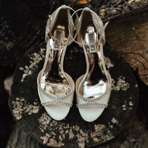 Wedding or special event shoes