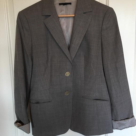 Hugo Boss Jackets & Blazers - Hugo Boss Janna 2 tan blazer size 12
